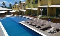 Apartamento com 3 dormitórios à venda, 68 m² por R$ 265.000,00 - Imbassai - Mata de São Jo