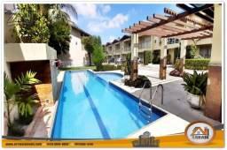 Casa Duplex com 3 Quartos à venda, 143 m² no Eusébio/CE
