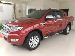 Faço Troca*Nova Ranger 2019 LIMITED CD 4x4 Diesel Automática - 2019
