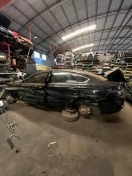 Sucata para retirada de peças- Ford Fusion 2013