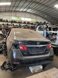 Sucata para retirada de peças- Nissan Sentra 2015