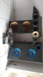 VENDO caixa de som