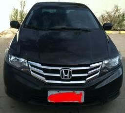 Honda City LX 1.5 Automático - 2013