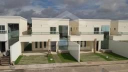 AL -Casa de COND no Calhau com 03 quartos e 156m² lBem localizada
