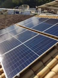 Kit Energia solar fotovoltaica!