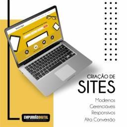 Criação de Sites - Landing Pages - Gestor de Tráfego