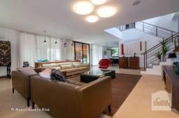 Casa de condomínio à venda com 4 dormitórios em Ouro velho mansões, Nova lima cod:265314
