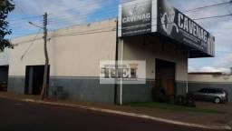 Galpão à venda, 287 m² por R$ 750.000,00 - Popular - Rio Verde/GO