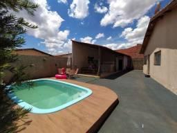Casa com 3 dorms, Residencial dos Ipês, Jaboticabal - R$ 370 mil, Cod: 124