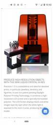 Impressora 3D para jóias