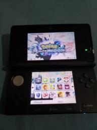 Nintendo 3DS Destravado e com R4 - Aceito trocas comprar usado  Curitiba