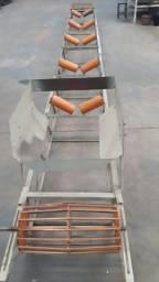 Estrutura de esteira transportadora nova
