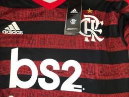 Camisa Oficial Flamengo GG