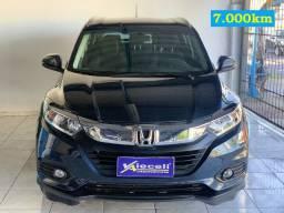 Honda HR-V EX 1.8 flex 2019, apenas 7.000km, garantia de fabrica