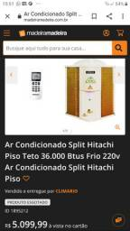 Ar condicionado Split Hitachi 36000