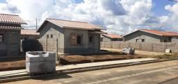 Casa +terreno200m2/ Suíte/ murado sem taxa de condomínio- USE fgts