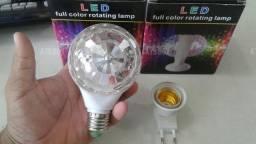 Lâmpada projetor a laser bola de discoteca luz dupla comprar usado  Aracaju