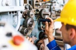 Manutenção máquinas