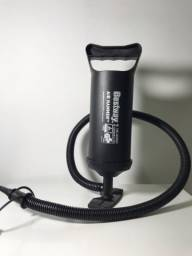 Bomba manual para colchão de ar