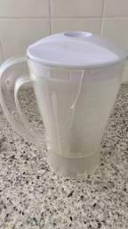 Liquidificador Mallory - copo trincado