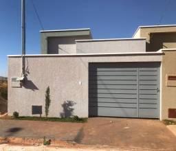 Casa novas com entrada facilitada.