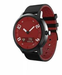 Relógio Lenovo Watch X - Vermelho e preto - Lindo