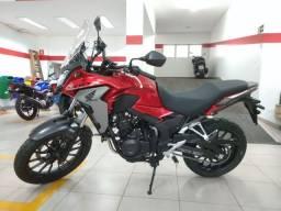 CB 500X ABS 2020 novo modelo