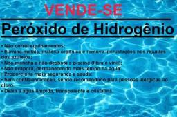 Peróxido de hidrogênio para piscina