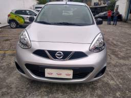 Nissan March 1.0 12V 2015/2016 Novo Bx Km