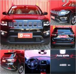 Vendo Jeep Compass Longitude 2019 preta!!!!