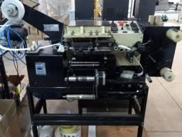 Título do anúncio: Batida hot-stamping Turo Tda-80 80x110mm 2 estações