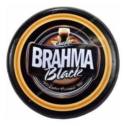 Título do anúncio: Placa Tampa de Garrafa Decorativa 22 cm Cerveja<br>