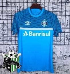 Título do anúncio: Camisa Grêmio 2021 Treino