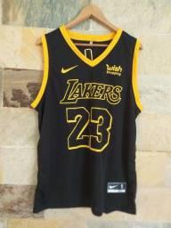 Regata NBA dos Lakers