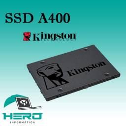 Título do anúncio: Hd SSD 120GB Kingston - Novo, com Garantia