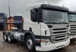 Título do anúncio: Scania P340 6x2  Completo 2010