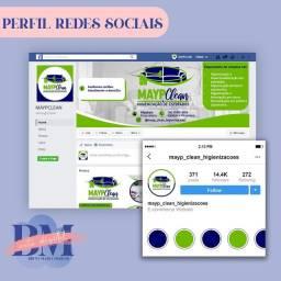 Design gráfico para suas redes sociais, cartão de visita, logos, etc