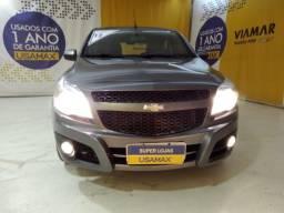 Título do anúncio: Chevrolet Agile 1.4 MPFI LTZ 8V FLEX 4P MANUAL