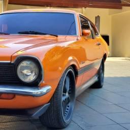 Maverick Super Luxo  V8 , Cambio automatico, Ano 1974