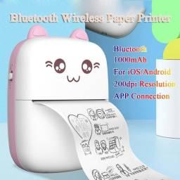 Título do anúncio: Impressora Térmica infantil