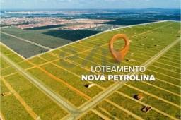 Título do anúncio: O loteamento Nova Petrolina é um empreendimento imobiliário lançado em 2011,