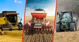 Maquinários agrícolas