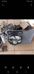 Ar condicionado de chana completo só falta compressor