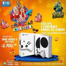 Título do anúncio: Anubis Games: X.B.O.X. S.E.R.I.E.S S novo em 5X sem juros!!!!!!!