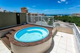 Título do anúncio: Cobertura para Venda em Florianópolis, Ingleses, 2 dormitórios, 1 suíte, 1 banheiro, 2 vag