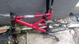 Título do anúncio: Quadro de bike ferro