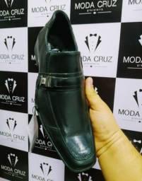 PROMOÇÃO - couro Legítimo sapato