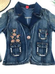 Título do anúncio: Jaqueta Feminina Jeans
