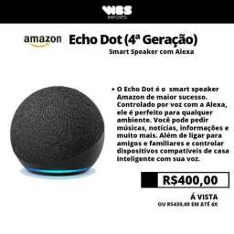 Echo Dot (Alexa) lacrada!