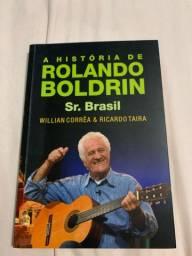 A história de rolando boldrin